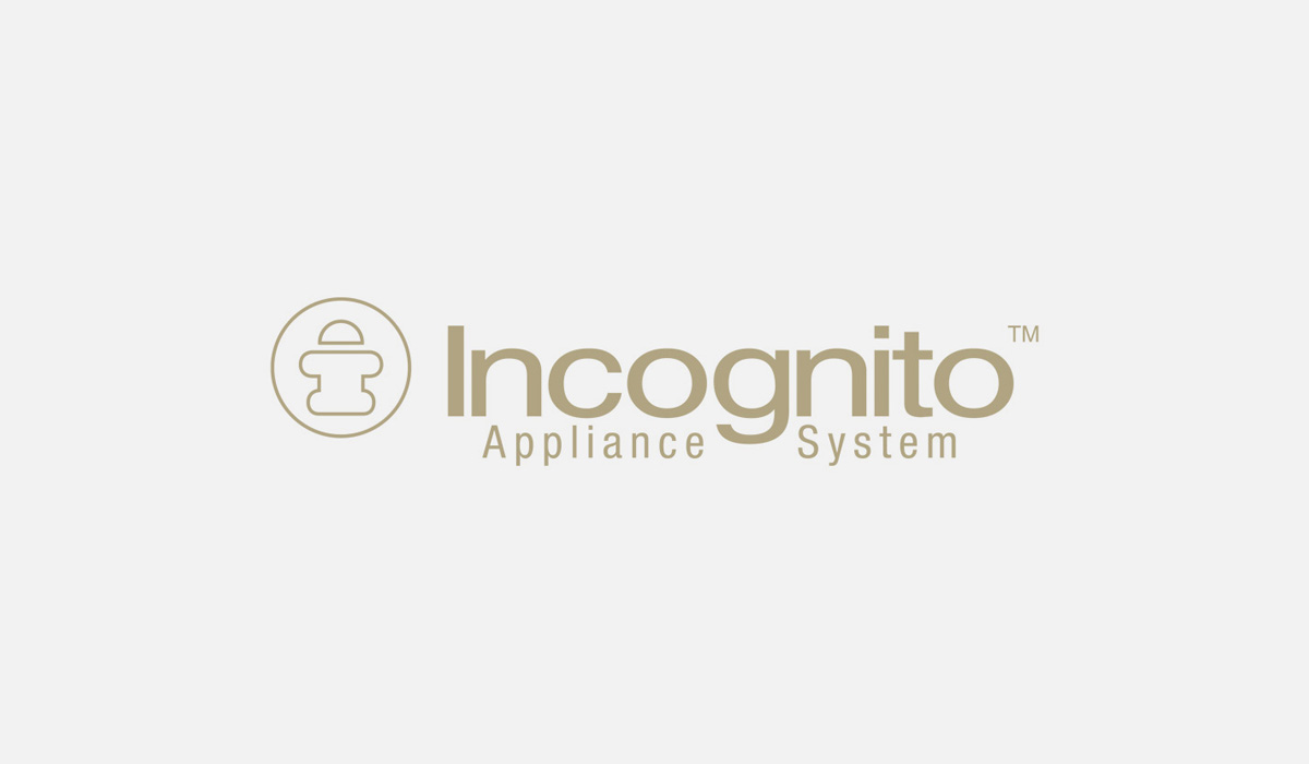 Das Incognito™ Appliance System
